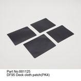 881125 Pezze coperta - Deck cloth patch