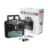 RADIO FLYSKY FS-i6 2.4GHZ - TRANSMITTER FLYSKY FS-i6 2.4GHZ - RADIO FLYSKY FS-i6 2.4GHZ