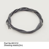 881212 Elastico (2mt) - Elastic (2m)