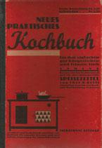 Neues Praktisches Kochbuch 1928