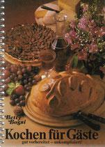 Betty Bossi Kochen für Gäste