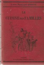 La cuisine des Familles 1903