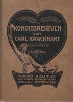 Neues illustriertes Konditoreibuch 1921