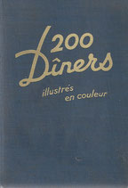 200 Diners complets ca.1940