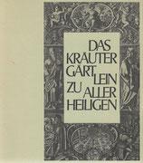 Das Kräutergärtlein zu Allerheiligen Schaffhausen