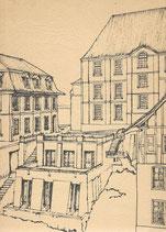 Zähringerhaus Bern Gedenkschrift