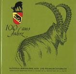 100 Jahre Kantonalbernischer Jagd- und Wildschutzverband