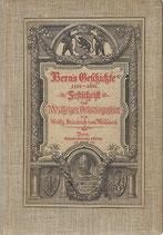Bern's Geschichte 1191-1891