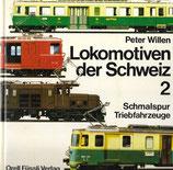 Lokomotiven der Schweiz 2