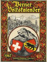 Berner Volkskalender 1967