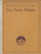 Das Berner Münster 1923
