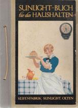 Sunlight-Buch für das Haushalten 1925
