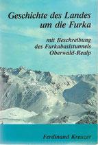 Geschichte des Landes um die Furka