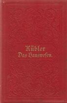 Das Hauswesen mit Kochbuch 1890