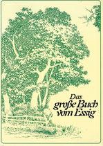 Das grosse Buch vom Essig