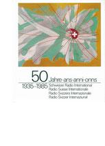 50 Jahre Schweizer Radio International 1935-1985