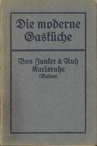 Die moderne Gasküche ca.1928