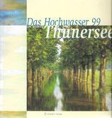 Das Hochwasser 99 am unteren Thunersee
