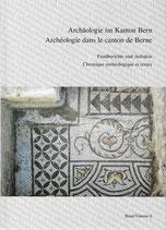 Archäologie im Kanton Bern Fundberichte und Aufsätze