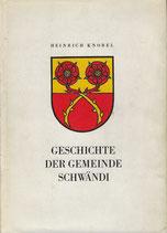 Geschichte der Gemeinde Schwändi