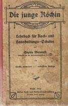 Die junge Köchin 1916