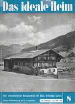 Das ideale Heim Aug.1945