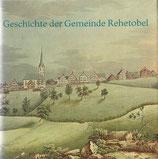 Geschichte der Gemeinde Rehetobel 1669-1969