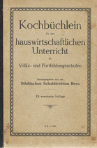 Berner Kochbuch 1924