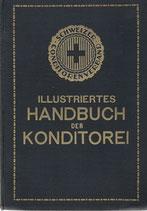 Schweizer illustriertes Handbuch der Konditorei 1932