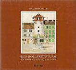 Der Holländerturm am Waisenhausplatz in Bern