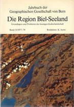 Die Region Biel-Seeland