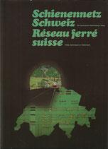 Schienennetz Schweiz