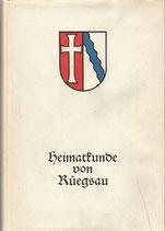 Heimatkunde von Rüegsau