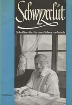 Emil Balmer Gedenkschrift
