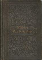 Das Hauswesen mit Kochbuch 1883