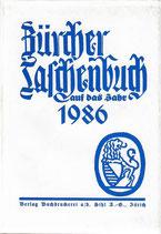 Zürcher Taschenbuch 1986