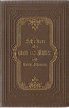 Gesammelte Schriften über Musik und Musiker 1888