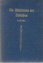 Die Pfahlbauten des Bielersees 1928
