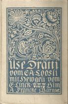 Üse Drätti Carl Albert Loosli 1910