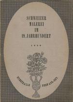 Schweizer Malerei im 19.Jahrhundert