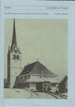 Teufen Dorfbild im Wandel 1979