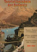 Touristikplakate der Schweiz 1880-1940