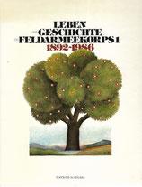 Leben und Geschichte des Feldarmeekorps 1