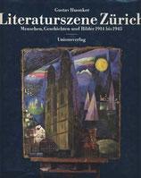 Literaturszene Zürich