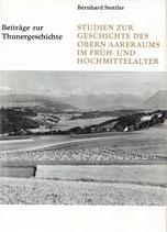 Beiträge zur Thuner Geschichte Band 2