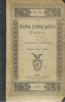 Christian Friedrich Spittler's Leben