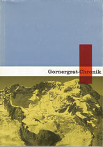 Gornergrat-Chronik 1958