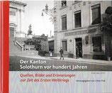 Der Kanton Solothurn vor hundert Jahren