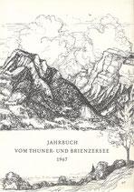Jahrbuch vom Thuner- und Brienzersee 1967
