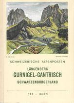 Längenberg Gurnigel - Gantrisch 1948